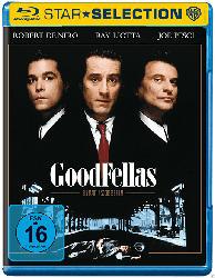 Goodfellas - Drei Jahrzehnte in der Mafia [Blu-ray]