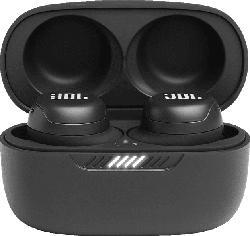 JBL LIVE FREE NC+, In-ear True Wireless Kopfhörer Bluetooth Schwarz