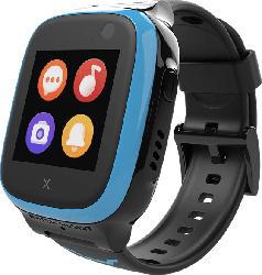 XPLORA  X5 Play Smartwatch, Silikon, 145-210 mm, Blau