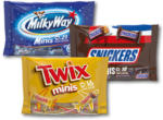 Travel FREE BOUNTY, TWIX, MARS, SNICKERS MINIS 333G - bis 28.01.2021