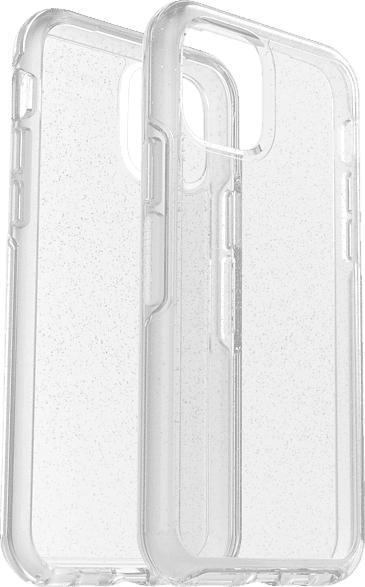 OTTERBOX Symmetry , Backcover, Apple (Smartphone ist nicht im Lieferumfang enthalten), iPhone 11 Pro, Polycarbonat, Kautschuk, Transparent