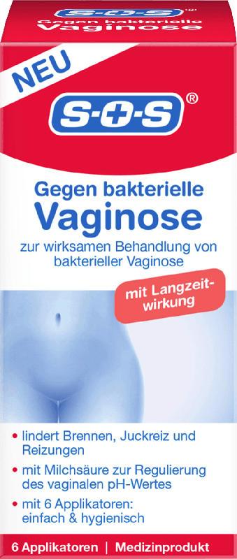 SOS Gegen bakterielle Vaginose