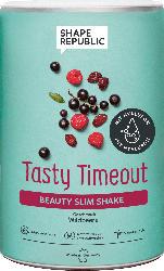 Shape Republic Mahlzeitenersatz, beauty slim Shake Pulver | Wildbeere | tasty timeout