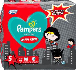 Pampers Pants Baby Dry, Größe 5 Junior, 12-17kg, Einzelpack, Limited Edition