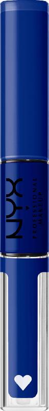 NYX PROFESSIONAL MAKEUP Lippenstift Shine Loud Pro Pigment Lip Shine Disrupter 23