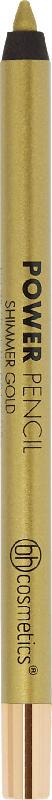 BH Cosmetics Eyeliner Power Pencil Shimmer Gold Waterproof