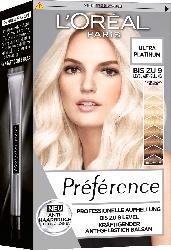 L'Oréal Paris Préférence Haarfarbe Ultra Platinum 9L