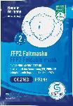 dm-drogerie markt Sentias Atemschutzmaske für Erwachsene, FFP 2, Einweg