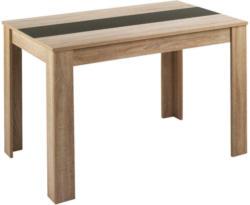 Esstisch in Holzwerkstoff 120/80/75 cm