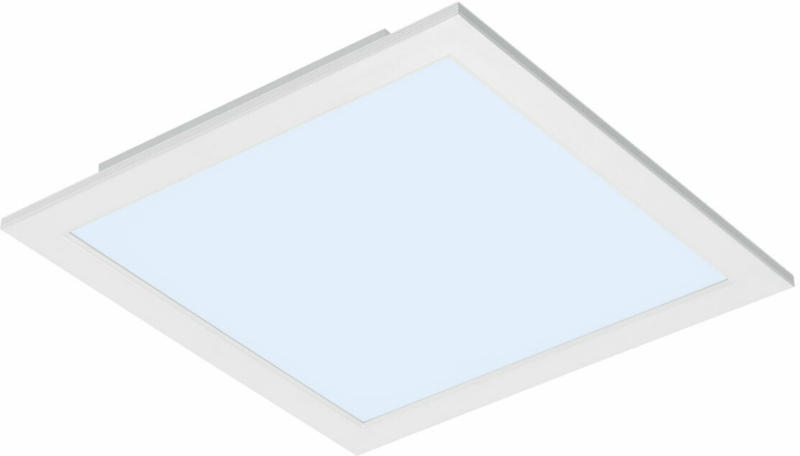 LED-Panel, 29x29x5cm, dimmbar, weiß 29x29x5 cm