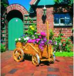 BayWa Bau- & Gartenmärkte Deko-Bollerwagen