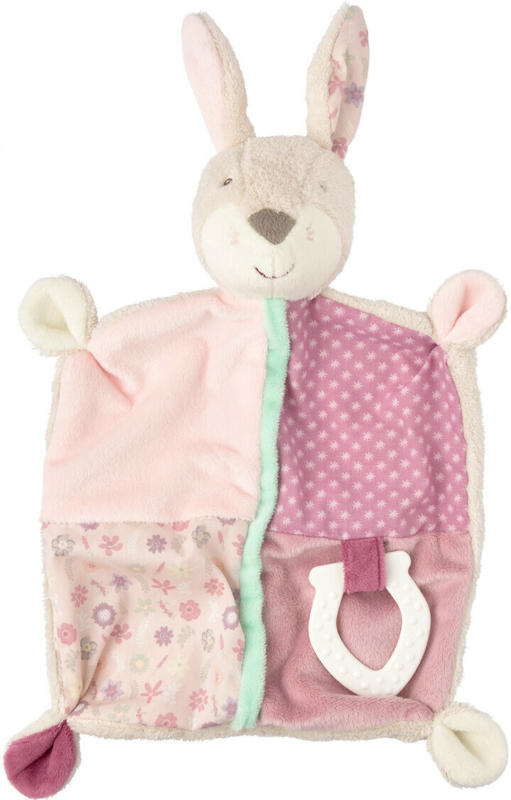 Baby Schmusetuch in Hasen-Design (Nur online)