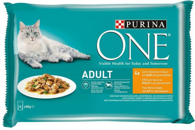 Purina One Adult Huhn & grüne Bohnen