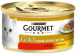 BILLA PLUS Gourmet Gold Feine Komposition mit Rind und Huhn