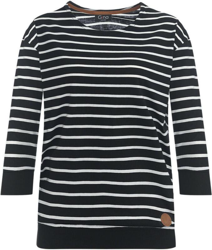 Damen Shirt im Streifen-Look (Nur online)