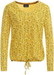 Damen Langarmshirt mit floralem Allover-Motiv (Nur online)