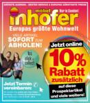 Möbel Inhofer Prospekt - bis 28.01.2021