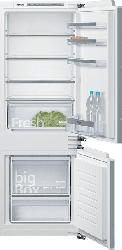 SIEMENS KI77VVFF0 Kühlgefrierkombination (A++, 212 kWh/Jahr, 1578 mm hoch, Einbaugerät)