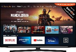 GRUNDIG 65 GUB 8040 FIRE TV EDITION LED TV (Flat, 65 Zoll/164 cm, UHD 4K, SMART TV, Fire TV Experience)