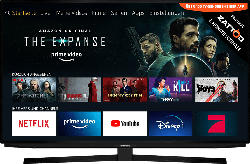 GRUNDIG 50 GUB 7040 FIRE TV EDITION LED TV (Flat, 50 Zoll/126 cm, UHD 4K, SMART TV, Fire TV Experience)