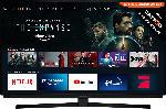 MediaMarkt GRUNDIG 65 GUB 7040 FIRE TV EDITION LED TV (Flat, 65 Zoll/164 cm, UHD 4K, SMART TV, Fire TV Experience)