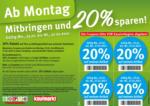 Feneberg Feneberg: Mitbringen und 20% sparen! - bis 27.01.2021