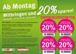 Feneberg Feneberg: Mitbringen und 20% sparen! - bis 03.02.2021