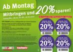 Feneberg Feneberg: Mitbringen und 20% sparen! - bis 10.02.2021