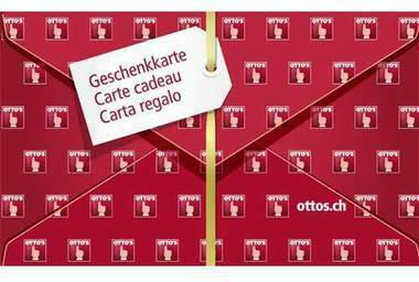 Carte cadeau Otto's variable