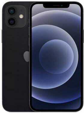 iPhone 12 5G (64GB, Black)