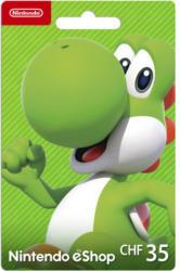 Geschenkkarte Nintendo CHF 35.-