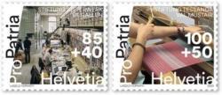 Pro Patria 2020 - Patrimonio culturale viventem, Serie
