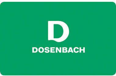 Geschenkkarte Dosenbach variabel