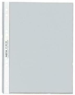 KOLMA Buste trasparenti A5 57.603.20 CopyResistant, lisce 10 pz.