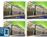 Die Post   La Poste   La Posta ELCO Enveloppe molletonnée CD 700100 blanc, 1 CD 180x165mm 100 pcs.