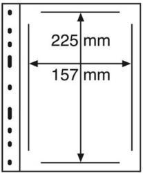 AVERY ZW. Etichette indirizo 99,1x139mm J8169 - 25 bianco 100 pezzi