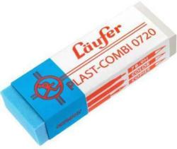 LÄUFER Plast - Combi Radier. 65x21x12mm 0720 mit Kartonmanschette