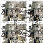Die Post | La Poste | La Posta Pro Patria 2020 - Gelebtes Kulturerbe