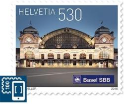 Gares suisses, Serié
