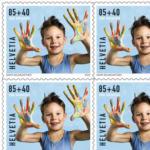 Die Post | La Poste | La Posta RIEFFEL Cassetta soldi Valorit VTGK2BLAU 7,7x20,7x15,7cm blu