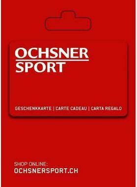 Carte cadeau Ochsner Sport variable