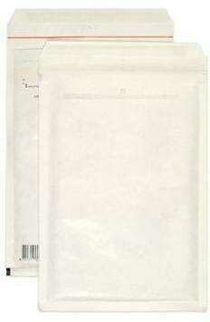 BIELLA Costa per cartella 27x145mm 19016400 bianco 25 pezzi