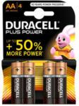 Die Post | La Poste | La Posta DURACELL Batterie Plus Power MN1500 AA, LR6, 1.5V 4 Stück