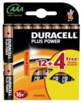 Die Post | La Poste | La Posta DURACELL Batterie Plus Power MN2400 AAA, LR03, 1.5V 16 Stück