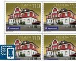 Die Post | La Poste | La Posta Stazioni svizzere, Foglio «Appenzell»