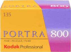 KODAK Portra 800 135-36 - Pellicola analogica (Giallo/Porpora)