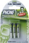 MediaMarkt ANSMANN maxE DECT Micro AAA 800mAh - Batterie (Silber)