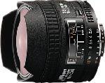 MediaMarkt NIKON AF Fischeye-NIKKOR 16mm f/2.8D - Festbrennweite