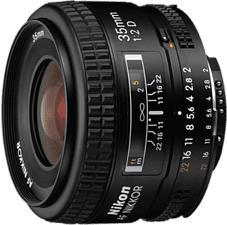 NIKON AF NIKKOR 35mm f/2D - Objectif à focale fixe