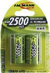 MediaMarkt ANSMANN 5030912 MAXE C NIMH 2500MAH - Wiederaufladbare Batterie